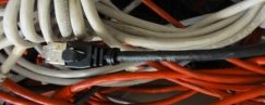 some network wires